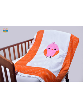 The Lil Cute Birdie Quilt-Q022-sm