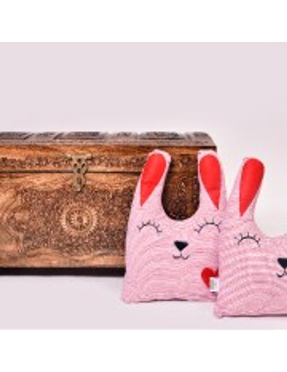Goofy The Rabbit Cushion (Custom) Pack of : 1 Piece-CS0003CUS