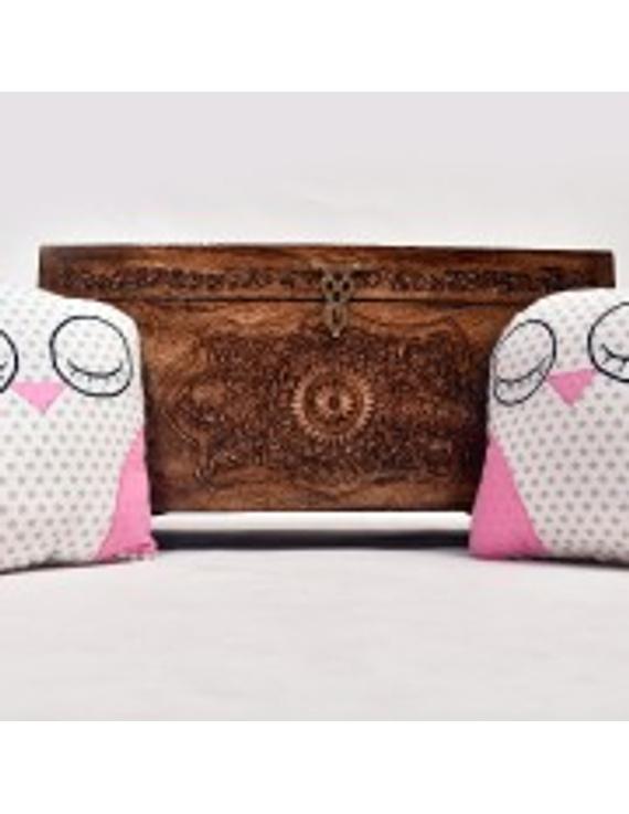 Sleeping Beauty Cushion (Custom) Pack of : 1 Piece-CS0018CUS
