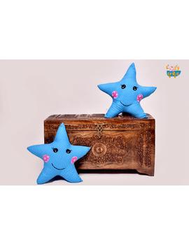 I am a Star Cushion (Custom) Pack of : 1 Piece-CS0020CUS-sm