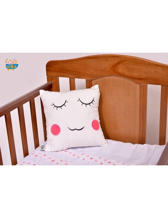 Night Queen Cushion (Custom) Pack of : 1 Piece-CS0027CUS