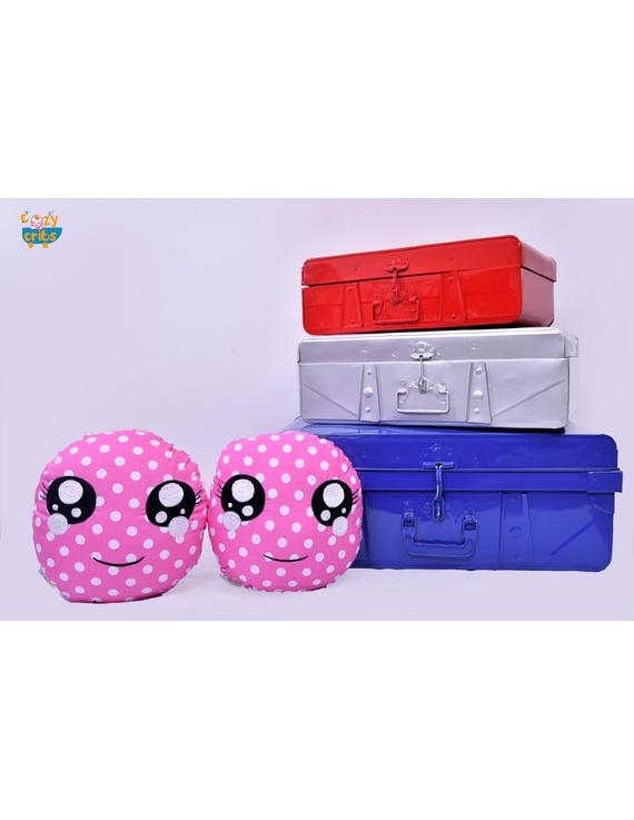 Bubbles Cushion (Custom) Pack of : 1 Piece-CS0040CUS