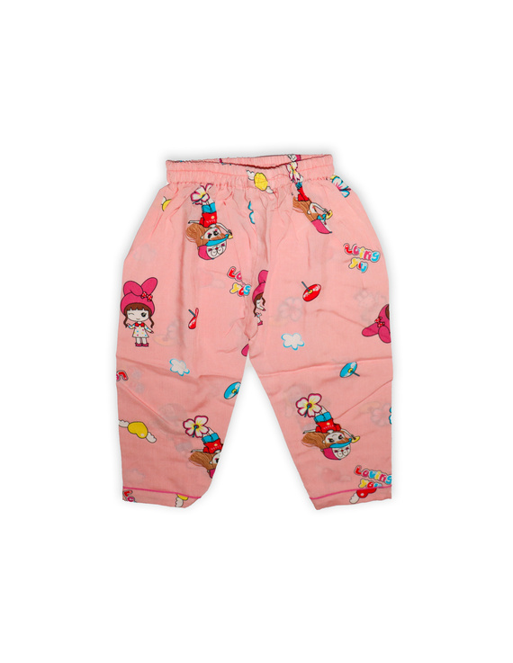 Doll Night Suit-3-4 Years-1