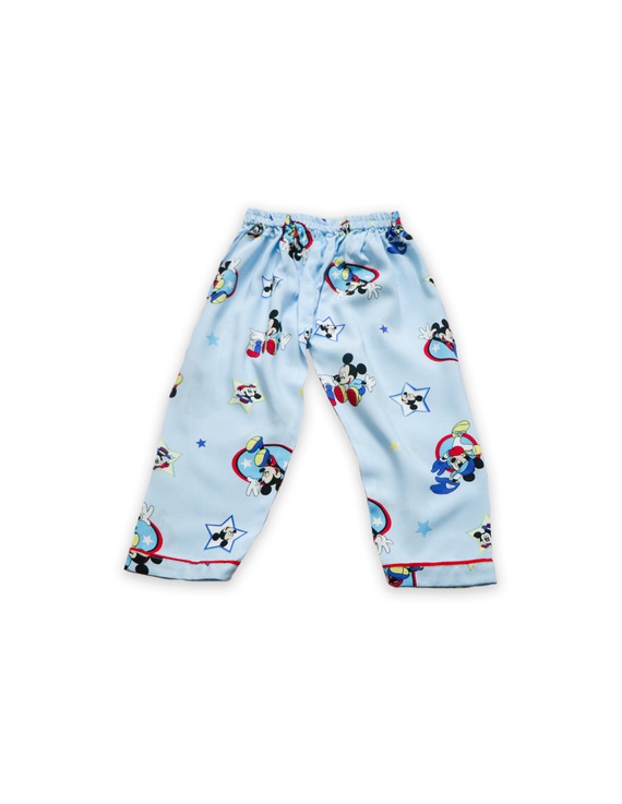 Mickey Night Suit-09-12Months-1