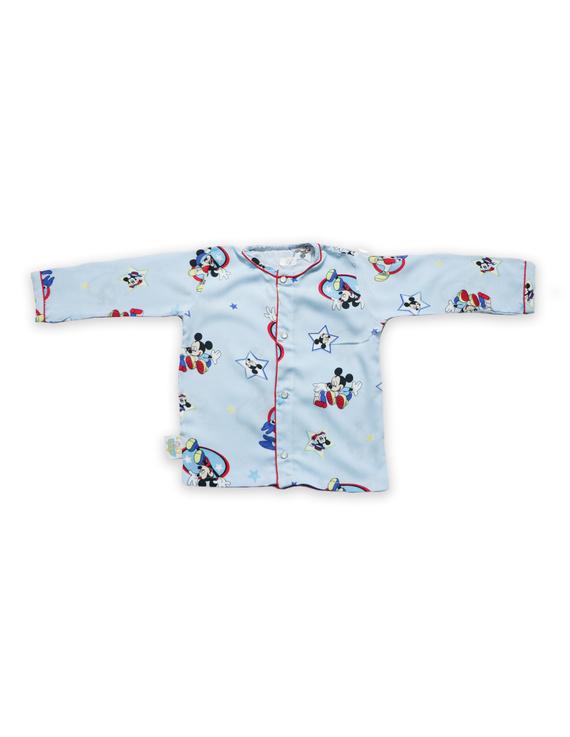 Mickey Night Suit-3-4Years-2
