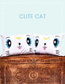 Felix The Cute Cat Cushion-CS0023-sm