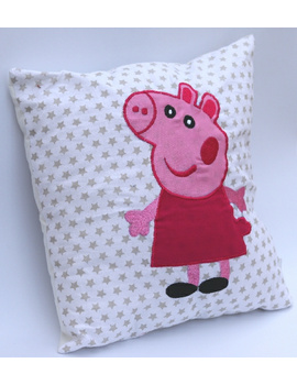 Peppa Cushion-1-sm