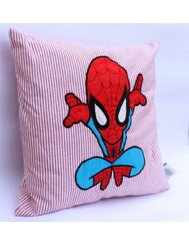 Baby Spider Man Cushion-2-sm