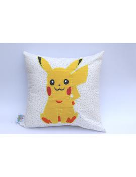 Pikachu Cushion-CS0065-sm