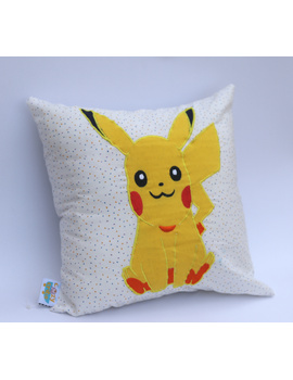 Pikachu Cushion-1-sm