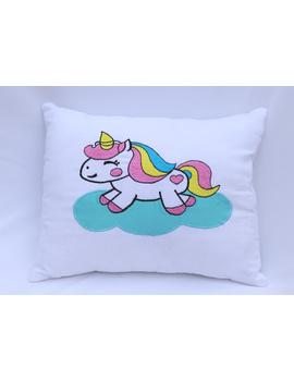 Unicorn Cushion-CS0067-sm
