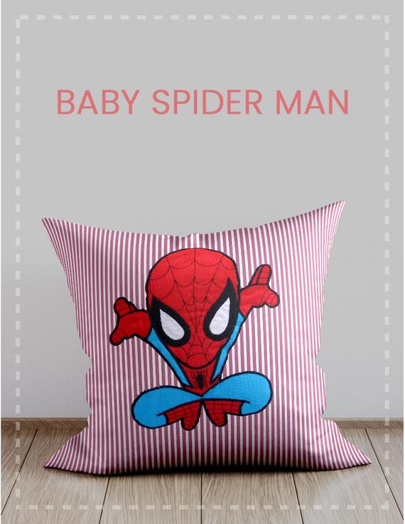 Baby Spider Man Cushion-CS0064