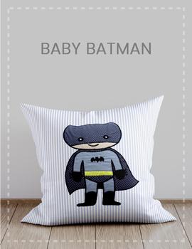 Baby Batman Cushion-CS0063-sm