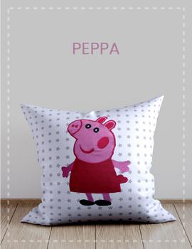 Peppa Cushion-CS0045-sm