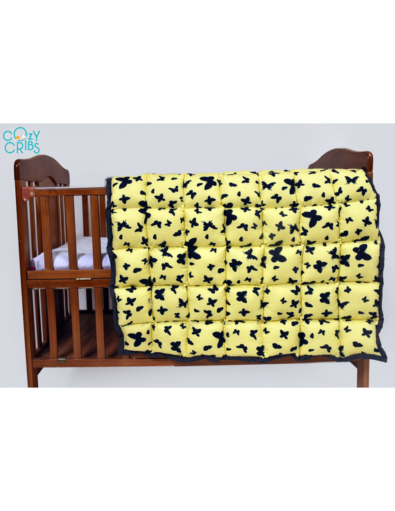 Baby Bedding  5 pieces set Blossom Butterfly With pillow-2
