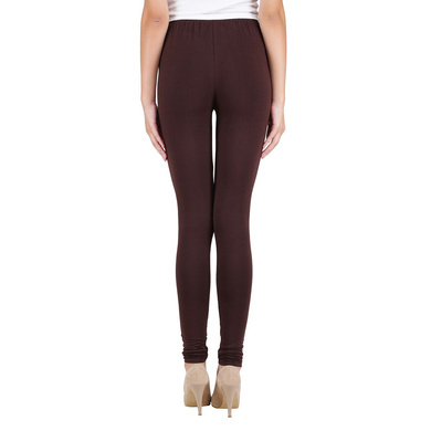 Spiffy Churidar Leggings Brown-Brown-5XL-2