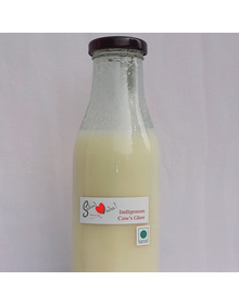 Indigenous Cow's Ghee 400gm