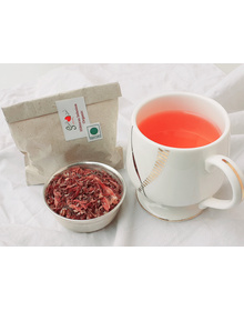 Tea Cut Roselle (Hibiscus) 100gm
