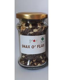 Snax O' Flax (100gm)