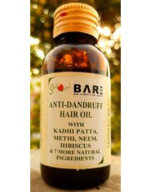 Anti-Dandruff Hair Oil (50 ML)