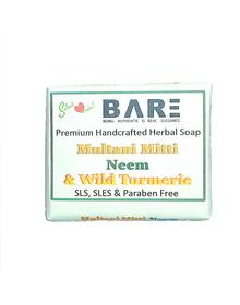 Multani Mitti Neem Haldi Soap (90gm+)