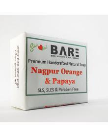 Nagpur Orange & Papaya Soap 100GM+