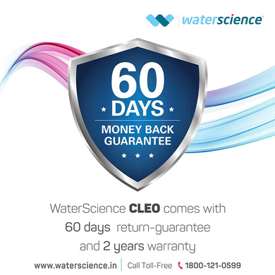CLEO Shower & Tap Filter-4