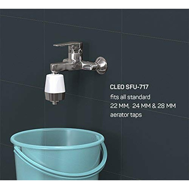 CLEO Shower & Tap Filter-2