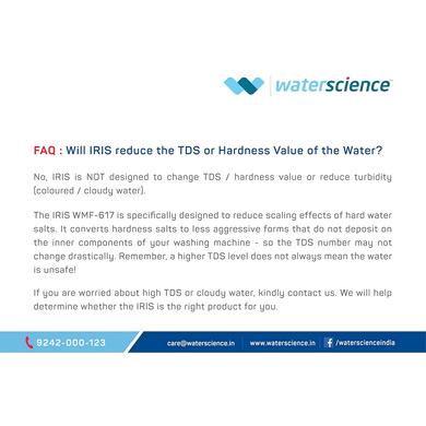 IRIS Washing Machine Filter-3