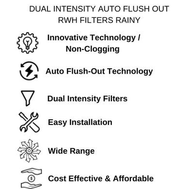 Rainy Rainwater Harvesting Filter FL 80-3