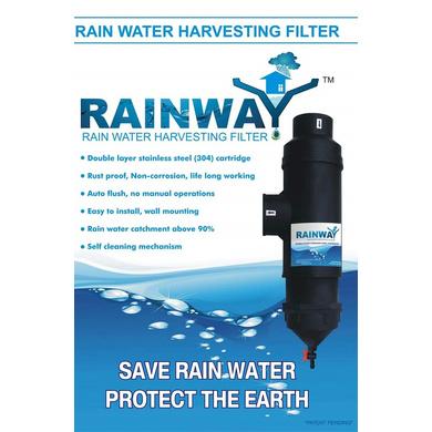 Rainway Rainwater Harvesting Filter 90mm-2