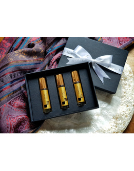 Wellness Fragrance Set