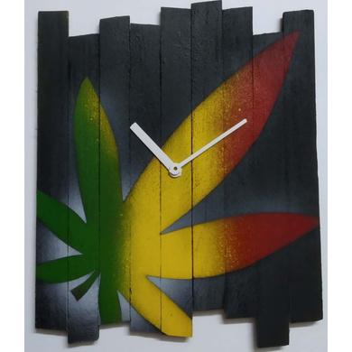 Marijuana wall clock-804056339790