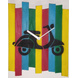 Scooter Wall clock-804056339646-sm