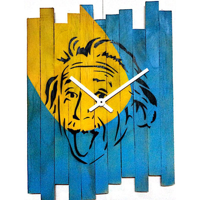 Albert Einstein Wall clock-804056339714