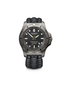 I.N.O.X. Professional Diver Titanium black & black