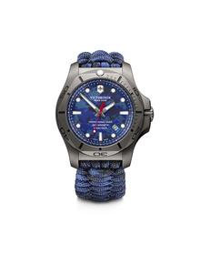 I.N.O.X. Professional Diver Titanium blue & black