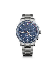 Alliance Sport Chronograph blue & silver