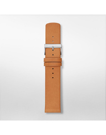 21mm Holst Leather Watch Strap, Tan