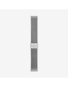 21mm Holst Steel-Mesh Strap, Gray