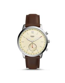 Hybrid Smartwatch - Neutra Brown Leather