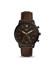 Hybrid Smartwatch - Neutra Whiskey Leather