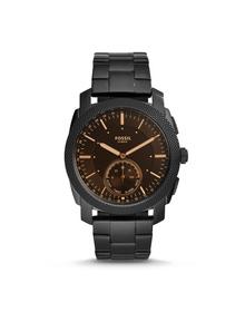 Hybrid Smartwatch - Machine Black Stainless Steel
