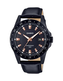 Casio Analog MTP-1290BL-1A2VDF (A1636) Enticer Men Mens watch
