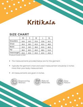 PISTA GREEN MANGALAGIRI KURTA WITH KALAMKARI DETAILS : LK120C-XS-3-sm
