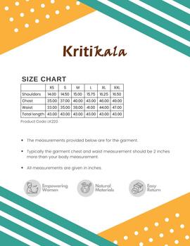 OFF WHITE KALAMKARI PINTUCKS KURTA WITH PALAZZO PANTS : LK220C-M-3-sm