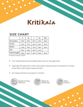Maroon semi silk ikat straight kurta: LK270B-M-4-sm