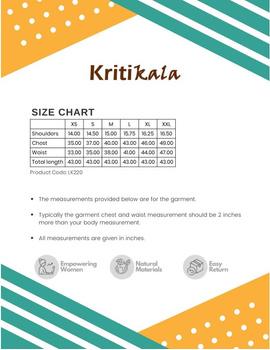 OFF WHITE KALAMKARI PINTUCKS KURTA WITH PALAZZO PANTS : LK220C-L-3-sm