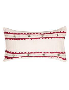 Semi Silk Hand Embroidered Cushion Covers-HCCG1-HCCG1-sm