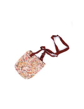 Beige Sling bag : CPC01-2-sm